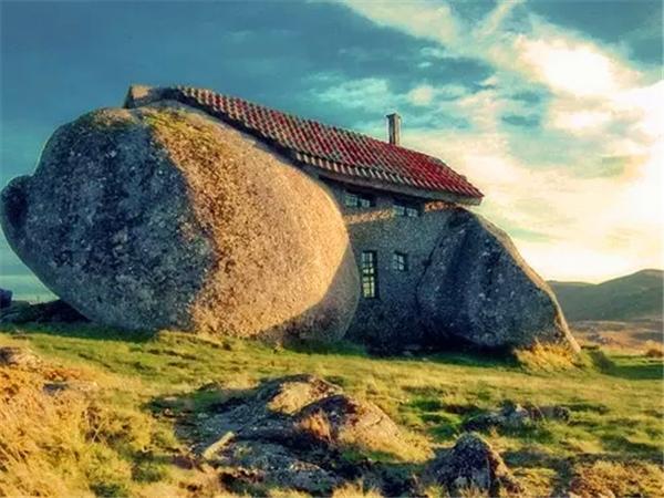 实拍全球那些造型奇葩的住宅,有你梦想中的房子吗?(1)
