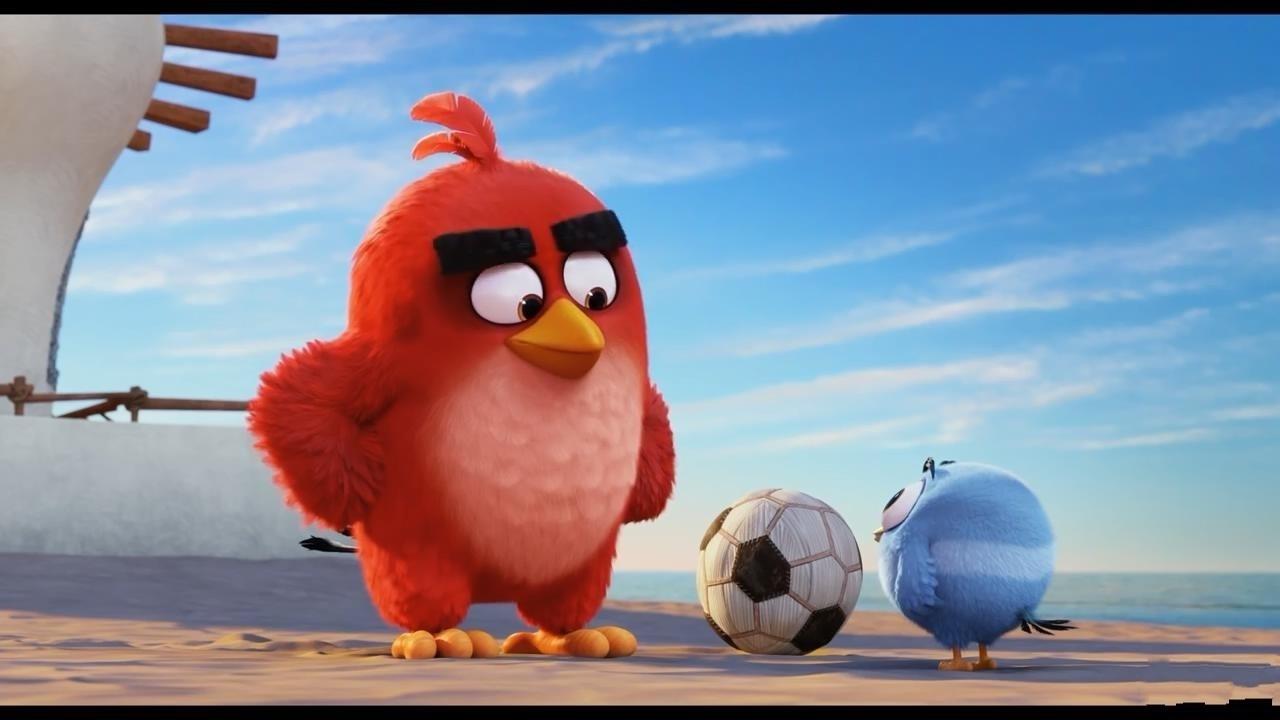《愤怒的小鸟》电影版首映
