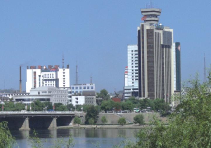 吉林市第一建筑工程有限责任公司