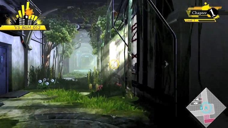 《新弹丸论破V3》游戏画面