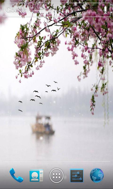 高清江南3d风景图片
