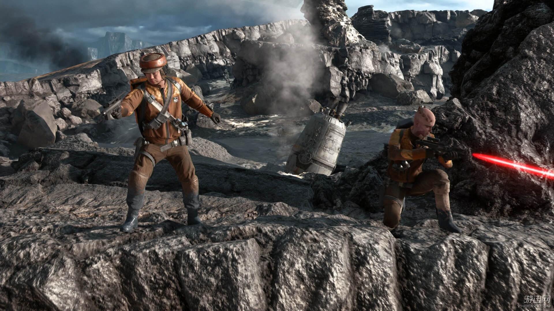 粉丝自制星战游戏项目被EA终止
