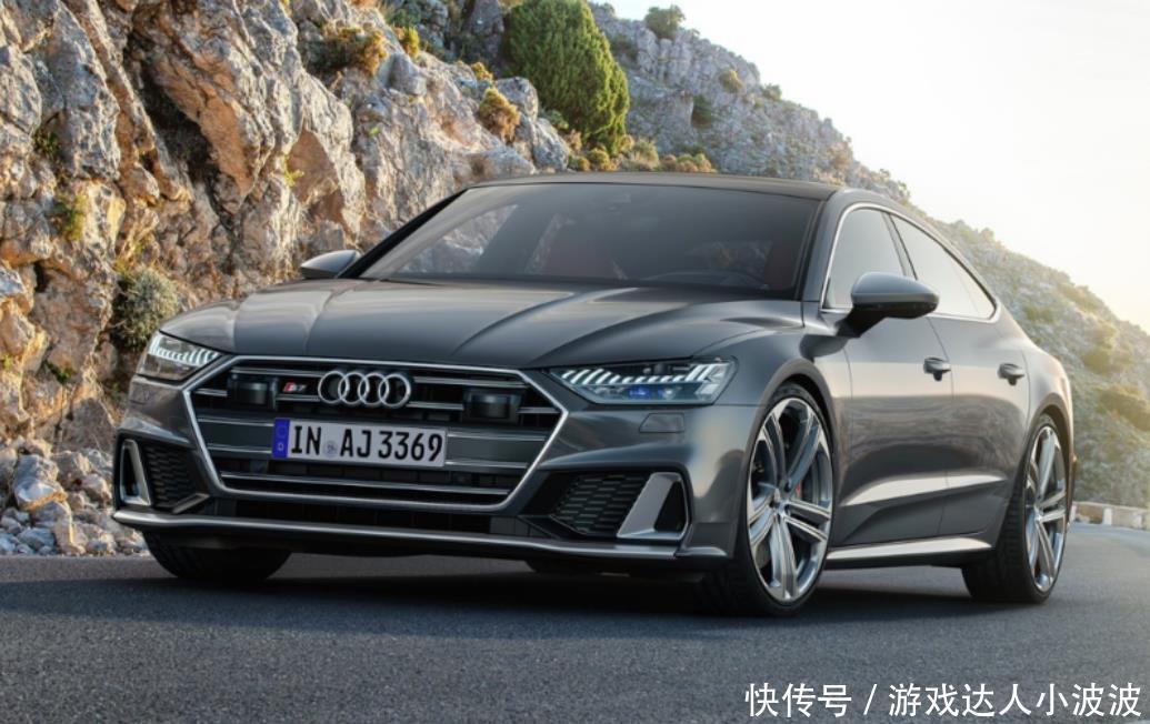奥迪A7亮相宝岛台湾,车头相当硬朗,内饰简单优雅充满设计美感