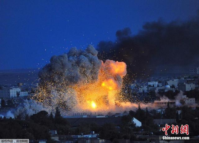 美国军方承认:在打击IS行动中致死229名平民 - 谭笑古今 - 谭笑古今