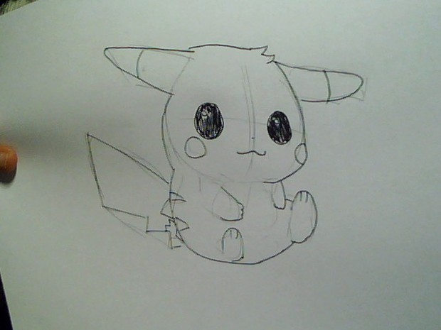 03.17 用彩色铅笔画,我试过效果很好,但很考画技!
