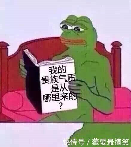 伤心Sadfrog搞笑蛙自问自答系列小人,图片包头像表情表情图片
