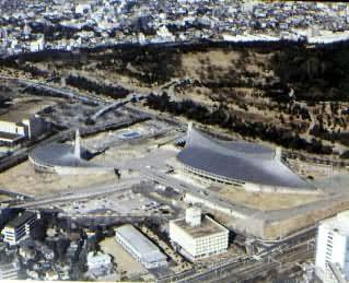 东京代代木国立综合体育馆