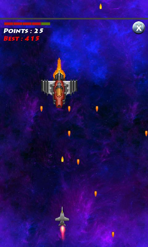 射击游戏飞机或喷气式飞机?空气猎人免费游戏?