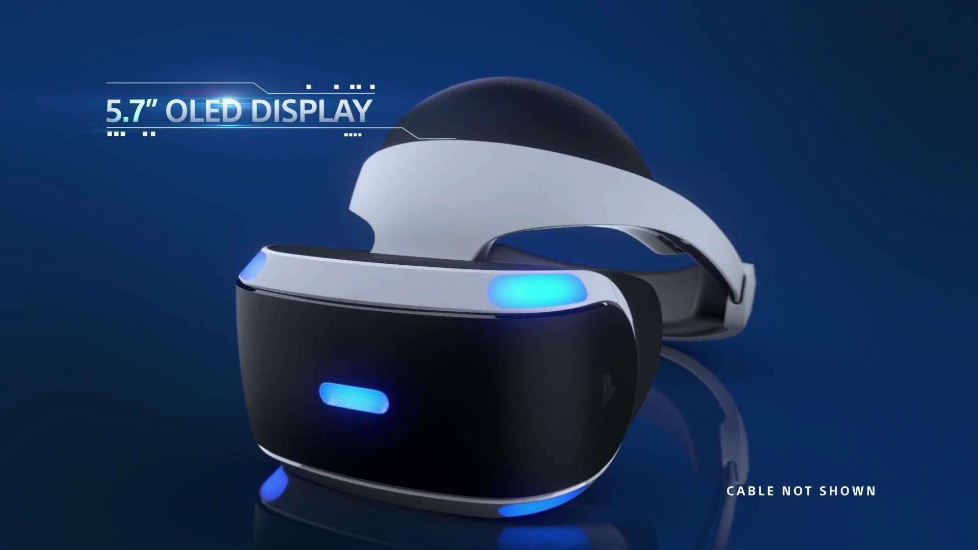 索尼PSVR游戏通过广电中心审核