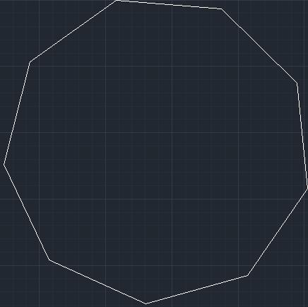 怎样在ppt中插入九边形