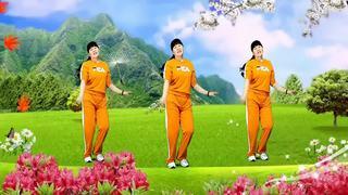 绿帽子《DJ天涯落花》新歌新舞混搭国语粤语,火爆32步附教学