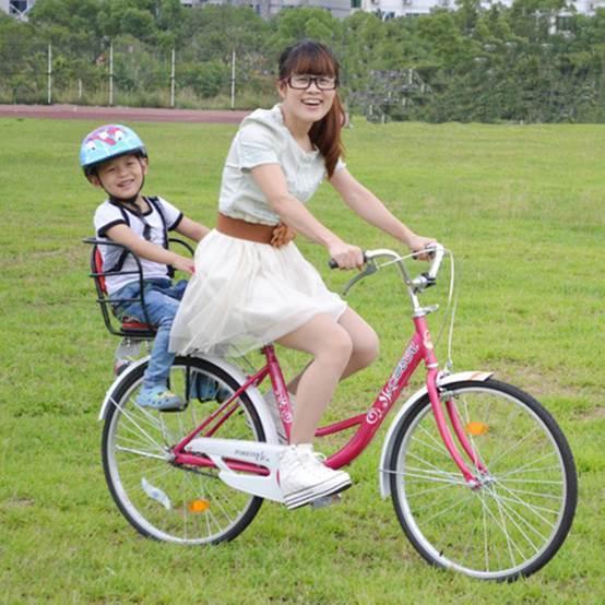 Велосипеды для перевозки детей своими руками 255