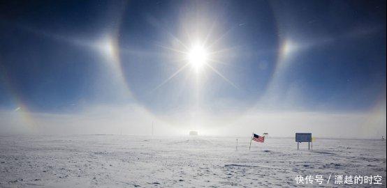 南极上空的臭氧层破洞开始愈合,科学家40年内将完好无损