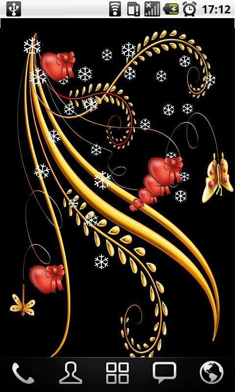 彩色花纹动态壁纸_360手机助手