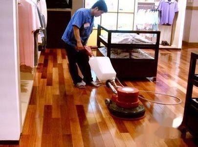 地板如何保养