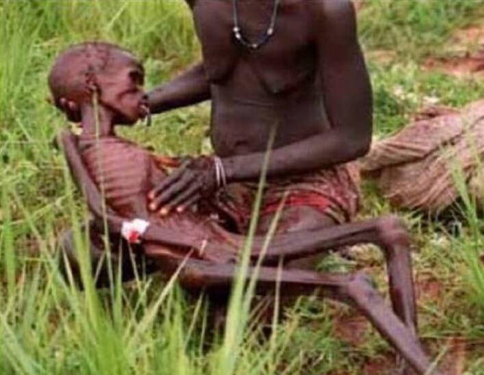 原来饥荒也是如此可怕,死亡如影随形! - 真光 - 真光 的博客
