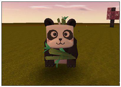 迷你世界野生熊猫怎么样?野生熊猫值不值得收养?
