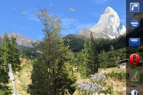 欧洲春天大自然风景竖屏