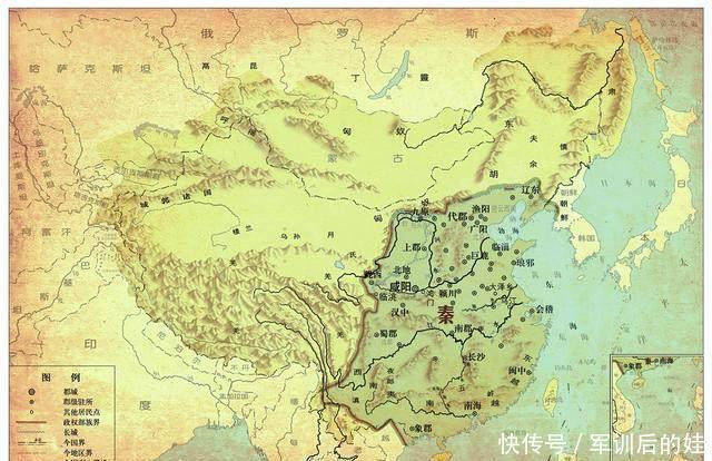 秦朝和隋朝有哪些相似之处?它们的功过应该如