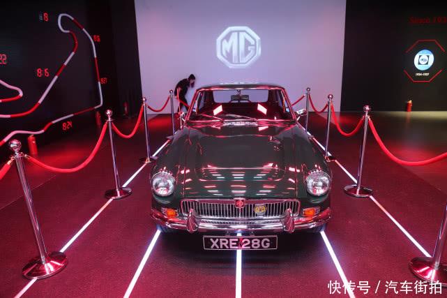 MG名爵 XRE 28G 老爷车,永恒经典,上海车展实拍!
