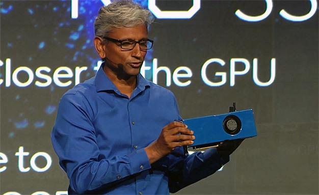 AMD发布新专业显卡SSG