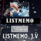 LISTMEMO J.V