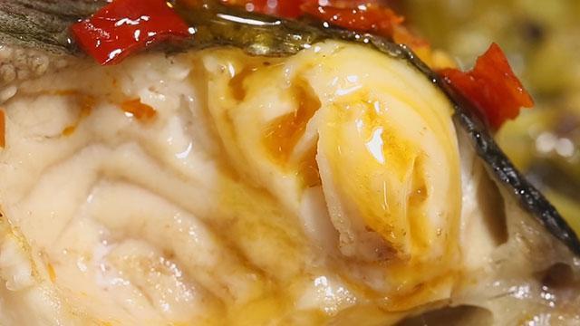 《暖暖的味道》20170205剁椒鱼头