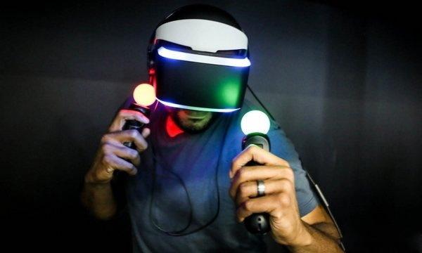 Control VR外设众筹开启
