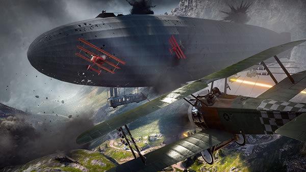 《战地1》地图详情曝光