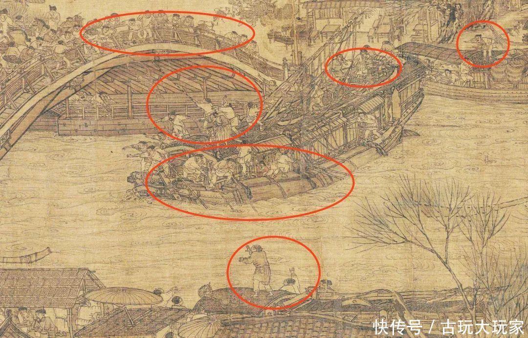 漕运船结构