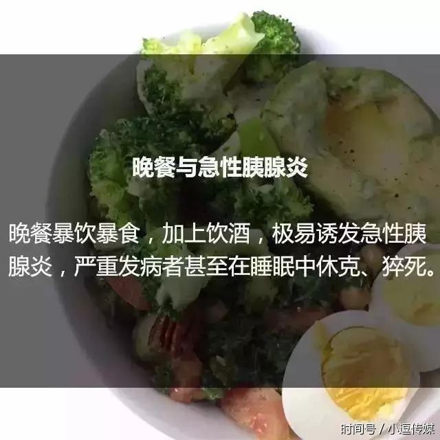 晚餐与体重和寿命的关系(吓得我住嘴了!) -  - 真光 的博客