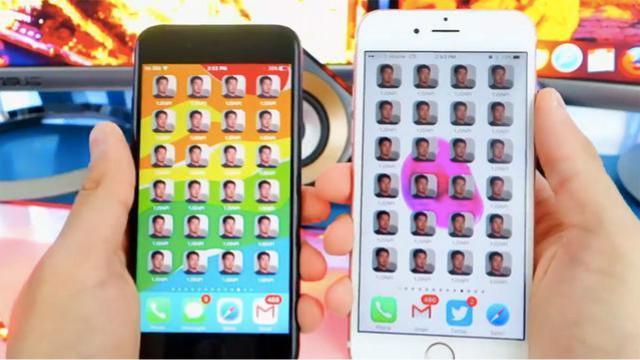 恐怖的 iPhone 整蛊技巧:出现大量一样的图标!