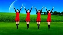 怀旧金曲广场舞《希望的田野上》唱出人们的幸福生活,歌欢舞更美