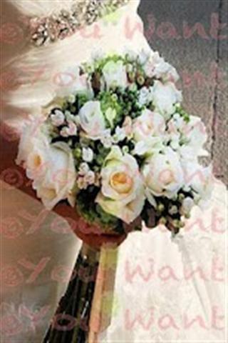 新娘捧花壁纸下载_v1.2