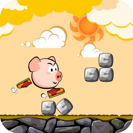 小猪回家安卓小游戏