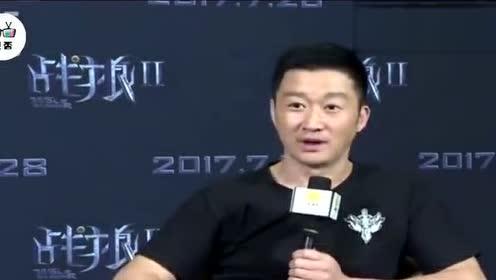 《战狼2》太个人英雄主义?吴京一番话怒怼