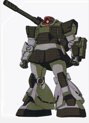 MS-09-K1大魔加农一型