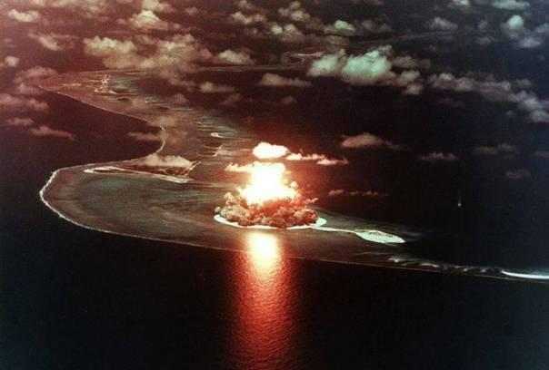 世界首款常规爆弹威力与氢弹相当 - 一统江山 - 一统江山的博客