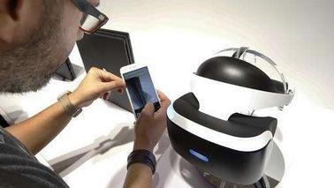TGS2016:索尼将会提供音乐以及电影VR相关内容服务