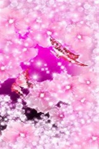 粉红色动态壁纸_360手机助手