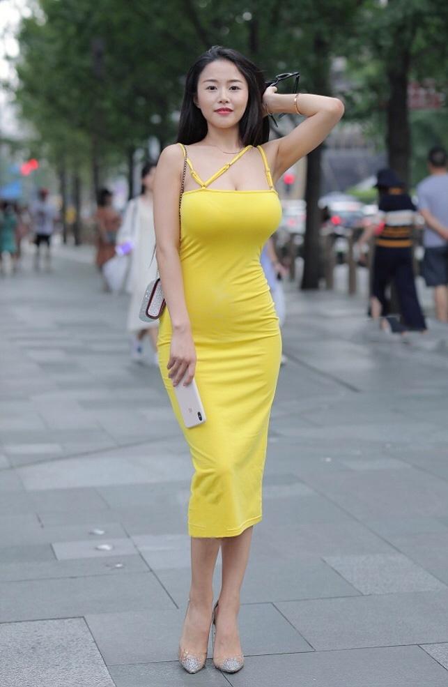 美美的包臀裙 艺术网 第1张