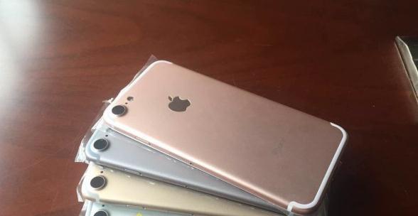 iPhone7或无新配色:仍然是银/灰/金/粉