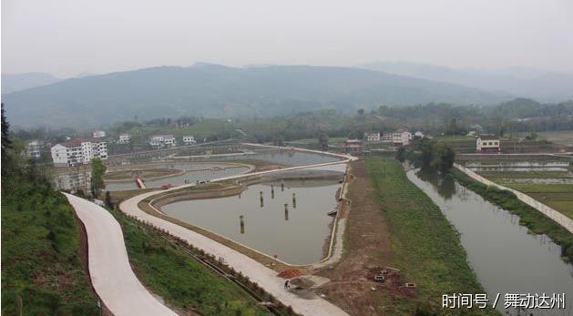 达州市大竹县海明湖温泉水世界即将开幕