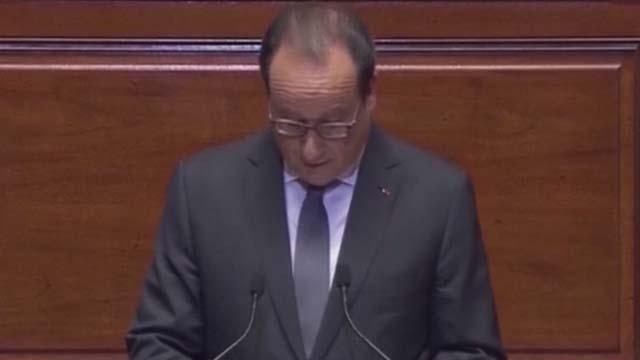 《军情解码》20151117法国戴高乐号航母