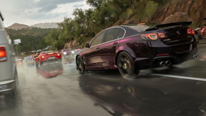 《极限竞速:地平线3》IGN评分9.5