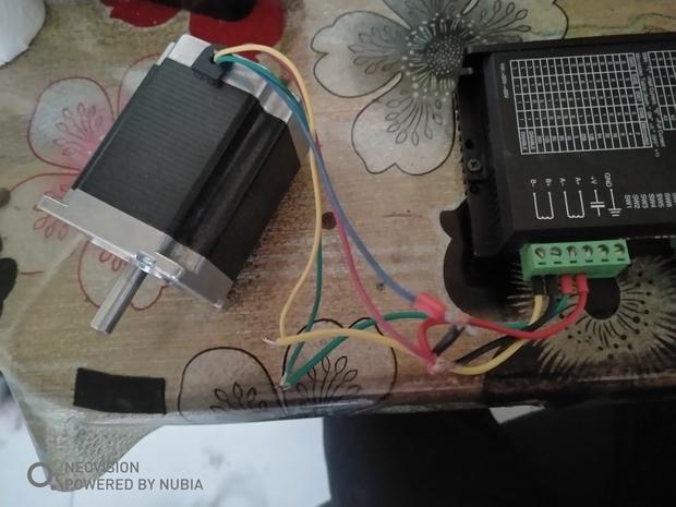 无刷电机驱动版怎么弄调速启动转起来呢 在线等待大师