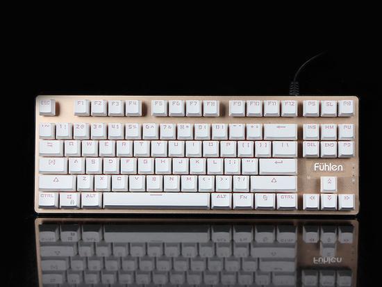 神龙斗士 富勒SM681R RGB游戏机械键盘