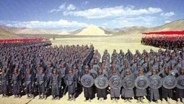 韩国网友称中国古代打仗弱,外国人的神回复,说