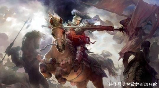 古籍记录打倒汗青闭于赵云和典韦哪个更厉害一