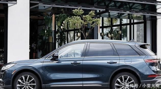 美国林肯与中国长安合资国产首台SUV发布,最低22万起售